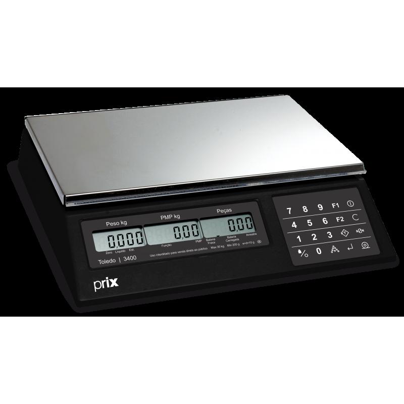 Balança pesadora/contadora Toledo 3400
