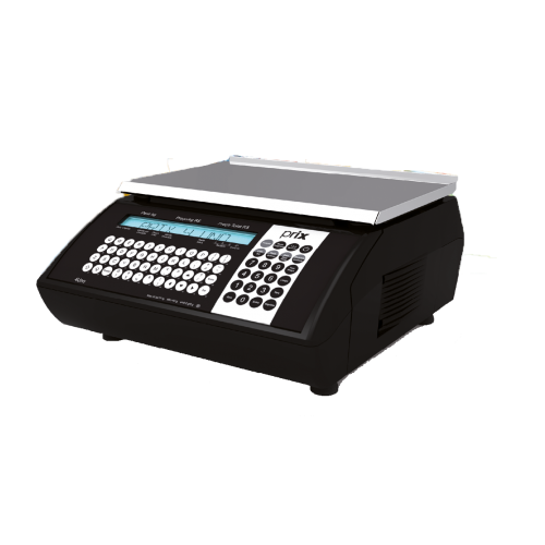 Balança computadora com impressora integrada Prix 4 UNO 15 kg Ethernet