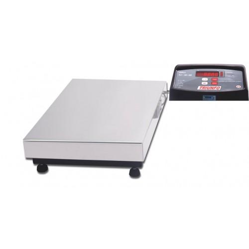 Balança Eletrônica de Plataforma Triunfo PLT visor remoto 300 kg