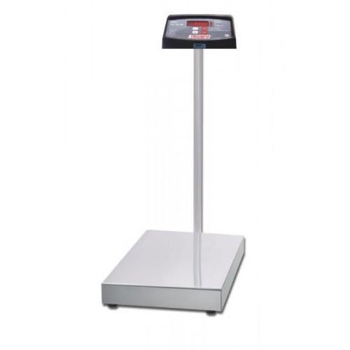Balança Eletrônica de Plataforma Triunfo PLT c/ coluna 300 KG