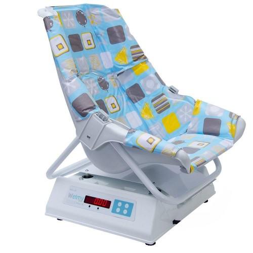 Balança pediátrica eletrônica Welmy 109E Confort 15 kg