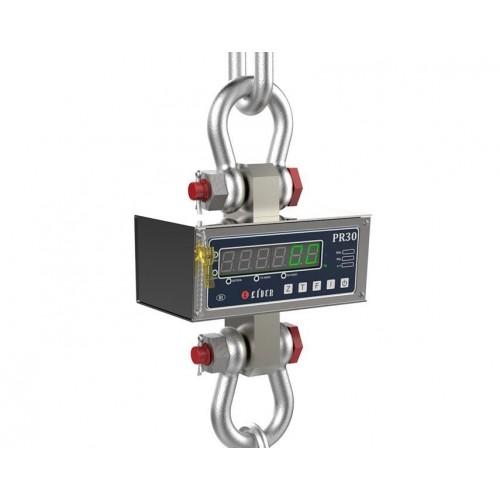 Balança eletronica suspensa PR-30 INÓX 5000 kg