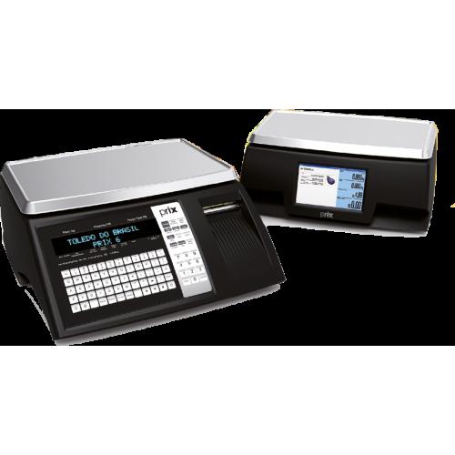 Balança Computadora com Impressora Integrada Toledo Prix 6 Standard
