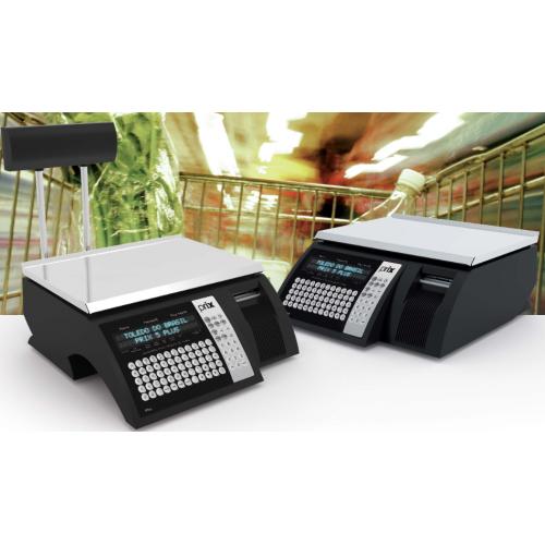 Balança computadora com impressora integrada Toledo Prix 5 Plus