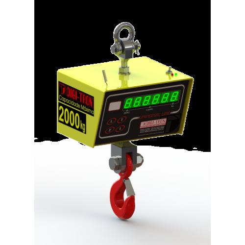 Balança de gancho suspensa Digi-Tron ULD-2000