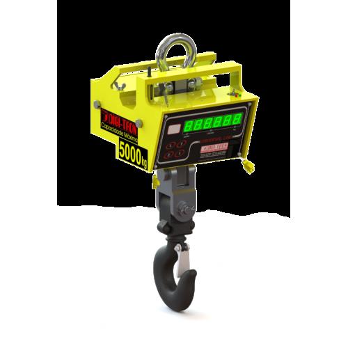 Balança de gancho suspensa Digi-Tron ULD-5000 - 5T