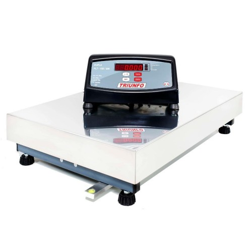 Balança Eletrônica Triunfo Plataforma PLT 300 kg