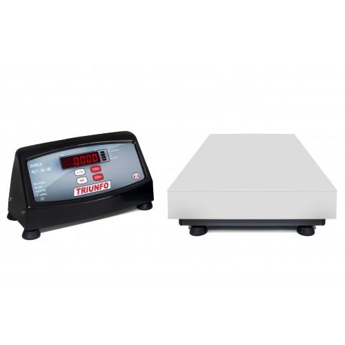 Balança PLT 30-60 Kg Mini Slim Triunfo